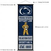 Penn State University Decor and Banner