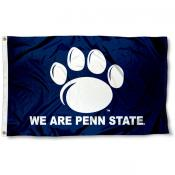 Penn State University Flag - We Are