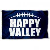 Penn State University Happy Valley Flag