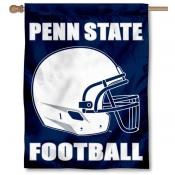 Penn State University Helmet House Flag