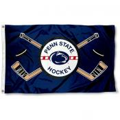 Penn State University Hockey Flag