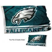 Philadelphia Eagles Allegiance Flag