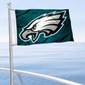 Philadelphia Eagles Boat and Nautical Flag