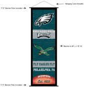 Philadelphia Eagles Decor and Banner