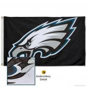 Philadelphia Eagles Embroidered Nylon Flag