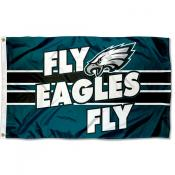 Philadelphia Eagles Fly Eagles Fly Flag