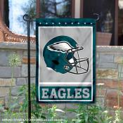 Philadelphia Eagles Football Garden Banner Flag