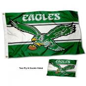 Philadelphia Eagles Retro Vintage Double Sided Flag