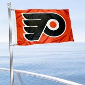 Philadelphia Flyers Boat and Nautical Flag