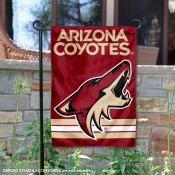Phoenix Coyotes Garden Flag