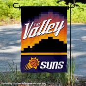Phoenix Suns City Edition Double Sided Garden Flag