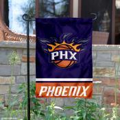 Phoenix Suns Garden Flag