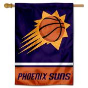 Phoenix Suns Logo Double Sided House Flag