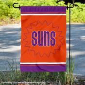 Phoenix Suns Retro Hardwood Classics Double Sided Garden Flag
