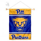 Pitt Panthers Window and Wall Banner