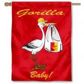 Pittsburg State Gorillas New Baby Flag