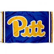 Pittsburgh Panthers Field Stripes Flag