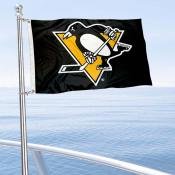 Pittsburgh Penguins Boat and Nautical Flag