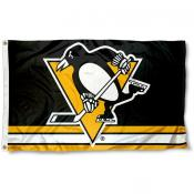 Pittsburgh Penguins Pittsburgh Gold Flag