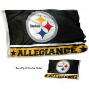 Pittsburgh Steelers Allegiance Flag