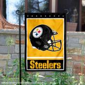 Pittsburgh Steelers Football Garden Banner Flag