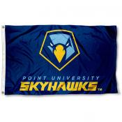 Point University Skyhawks Flag