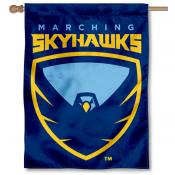 Point University Skyhawks House Flag