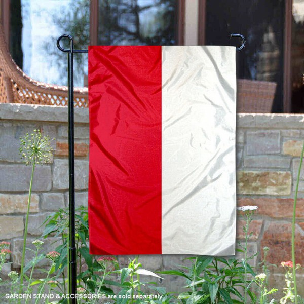 Poland Double Sided Garden Flag is 13x18 inches in size, is made of 2-layer polyester, screen printed logos and lettering, and is viewable on both sides. Available same day shipping, our Poland Double Sided Garden Flag is a great addition to your decorative garden flag selections.