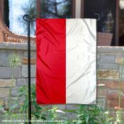 Poland Double Sided Garden Flag