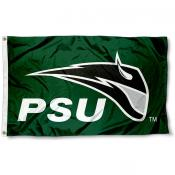 Portland State PSU Vikings 3x5 Flag
