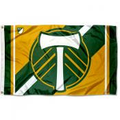 Portland Timbers Outdoor Flag