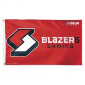 Portland Trailbazers NBA2K Gaming Flag
