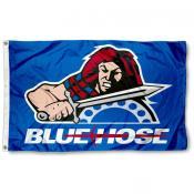 Presbyterian College Blue Hose Flag
