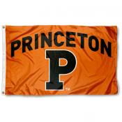 Princeton Tigers Athletic Logo Flag
