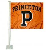 Princeton University Car Flag