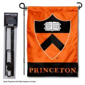 Princeton University Garden Flag and Stand