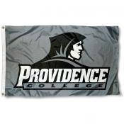 Providence College Silver 3'x5' Flag