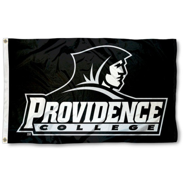 This Providence Friars Flag measures 3'x5', is made of 100% nylon, has quad-stitched sewn flyends, and has two-sided Providence Friars printed logos. Our Providence Friars Flag is officially licensed and all flags for Providence Friars are approved by the NCAA and Same Day UPS Express Shipping is available.