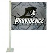 Providence University Car Window Flag