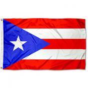 Puerto Rico Flag 3x5 Printed Flag