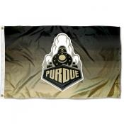 Purdue Boilermakers Gradient Ombre Flag