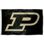 Purdue Boilermakers Motion P Flag