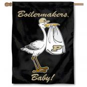 Purdue Boilermakers New Baby Flag