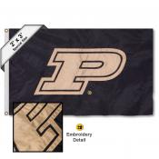 Purdue Boilermakers Small 2'x3' Flag