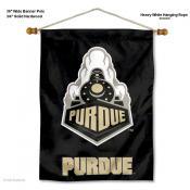 Purdue Boilermakers Wall Banner