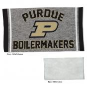 Purdue Boilermakers Workout Exercise Towel