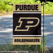 Purdue Garden Flag