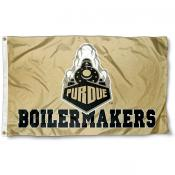 Purdue University 3x5 Flag