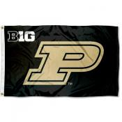 Purdue University Big Ten Flag