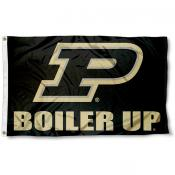 Purdue University Boiler Up Flag